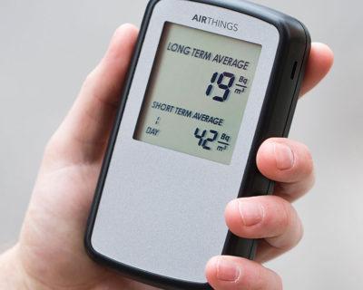 Sørg for gyldig radonmåling