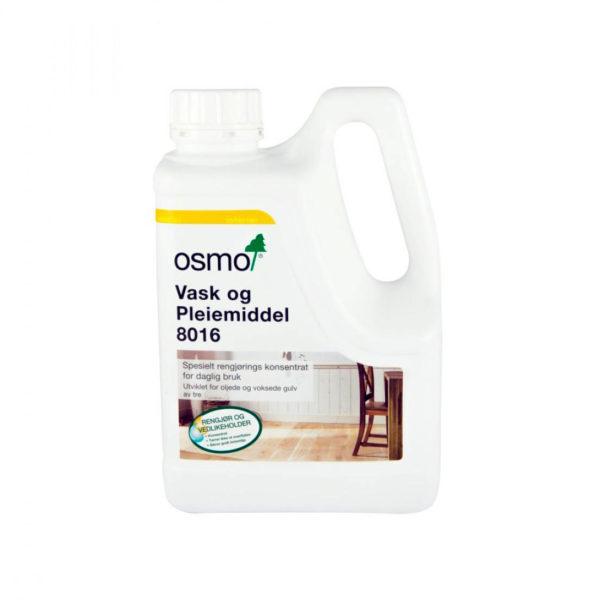 Osmo vask og pleiemiddel, gulvrengjøringsmiddel