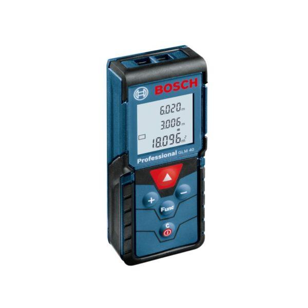 Leie av Avstandsmåler, Bosch GLM40 EU