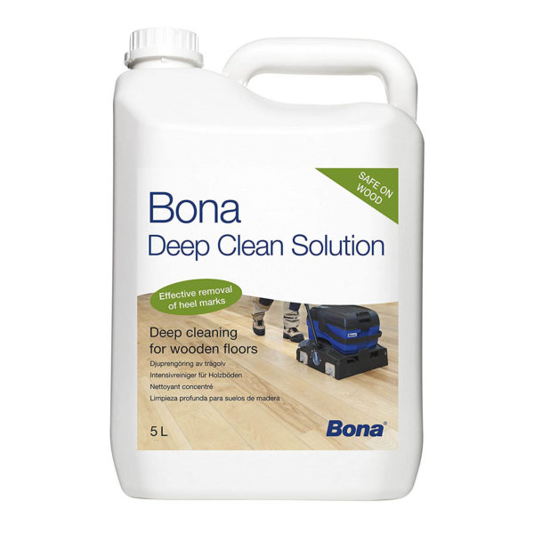 Bona  Deep Clean Solution, gulvrengjøringsmiddel
