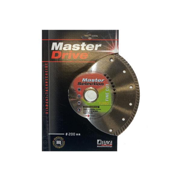 Diamantkappeblad, Master Drive 200mm