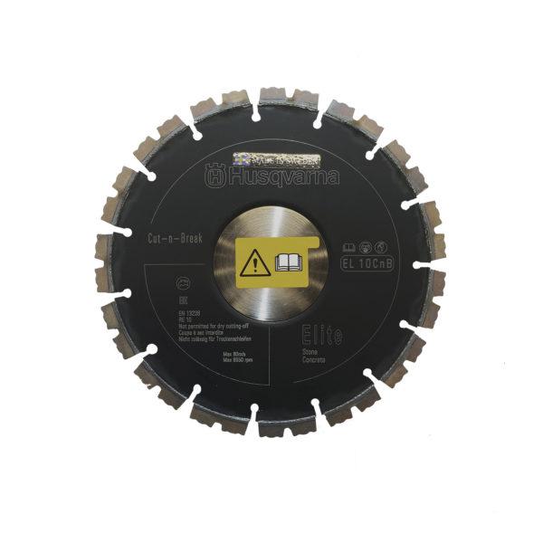 Husqvarna Cut-n-Break diamantblad, EL35CNB – 2 stk