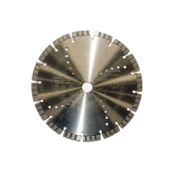 Diamantkappeblad, Topcut universal 230mm