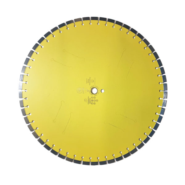 Diamantkappeblad, Topcut betong 450mm