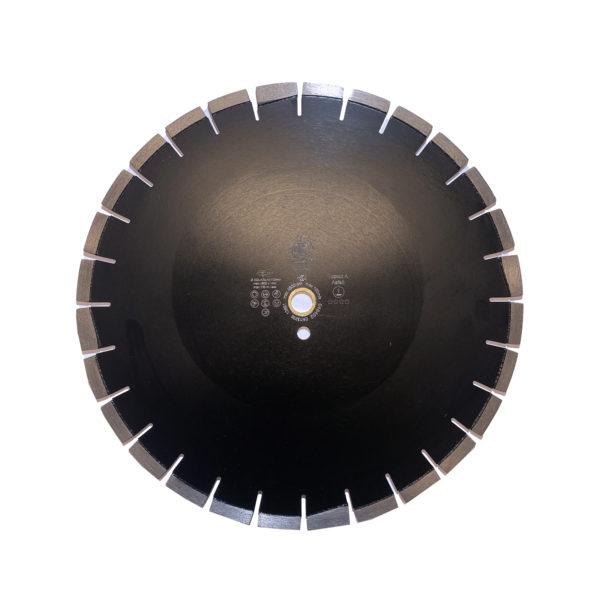 Diamantkappeblad, Topcut asfalt 400mm