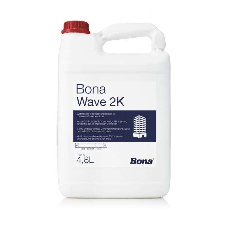 Bona Wave 2K, gulvlakk (matt)