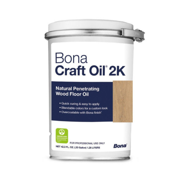 Bona Craft Oil 2K, gulvolje (ask)