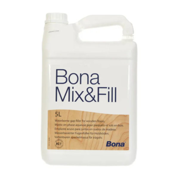 Bona Mix & Fill, gulvsparkel