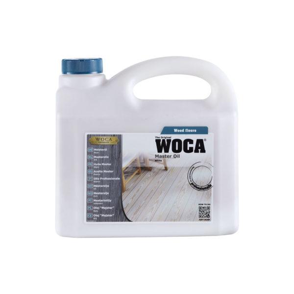 Woca tregulvolje, 2.5 liter (ekstra hvit)
