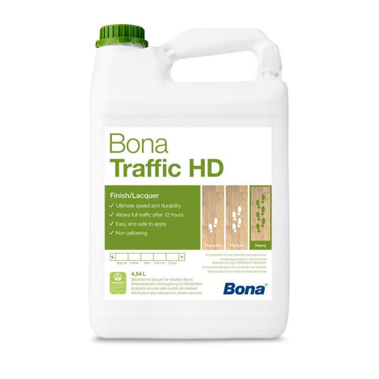 Bona Traffic HD, gulvlakk (matt)
