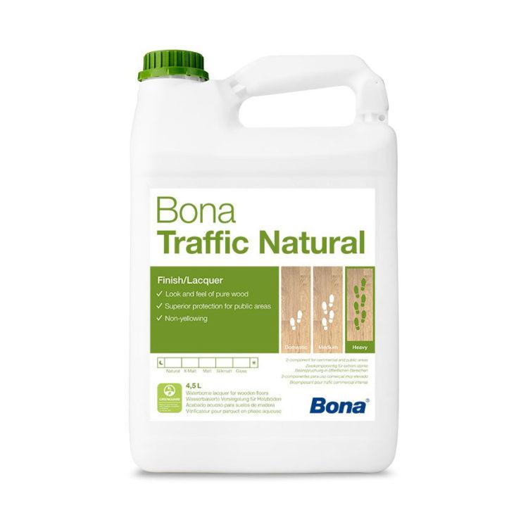 Bona Traffic Natural, gulvlakk (naturell)