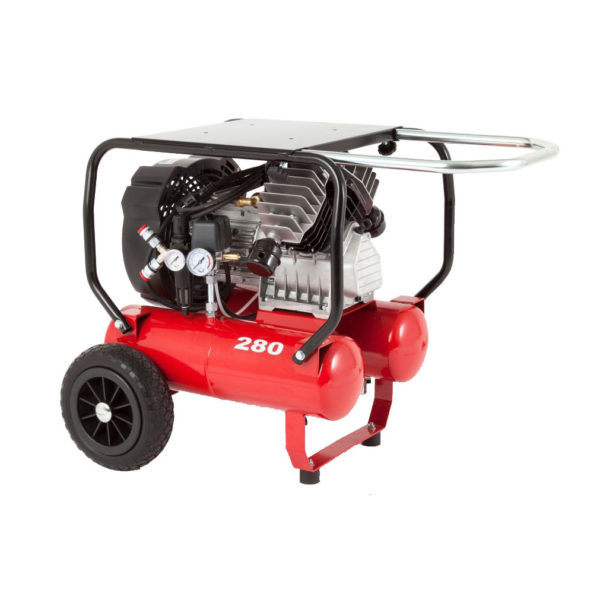 Leie av Luftkompressor, Motek 280D