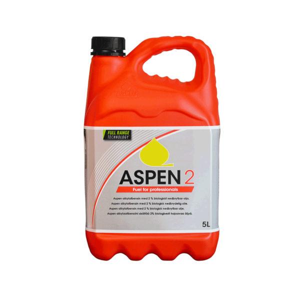 Bensin, Aspen 2