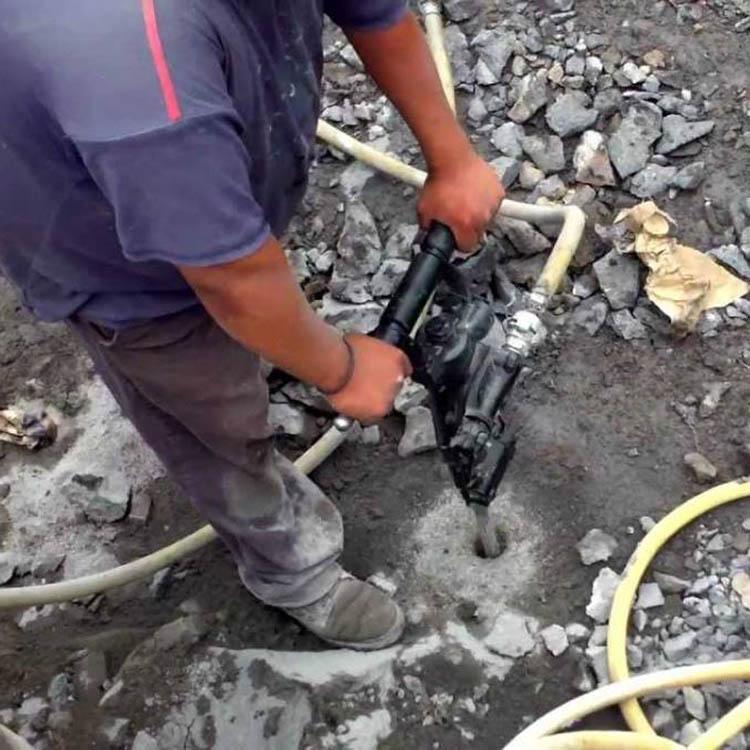 Leie av Luftdrevet borhammer, Atlas 15kg