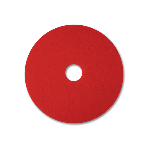 Skurepad 16″, rød