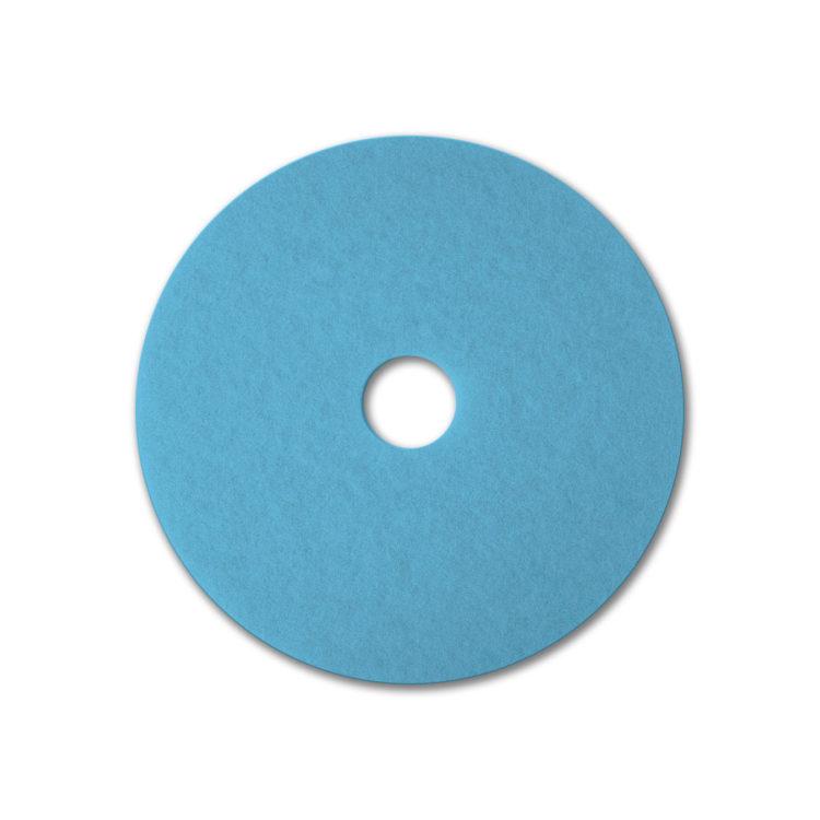 Poleringspad 16″, lys blå