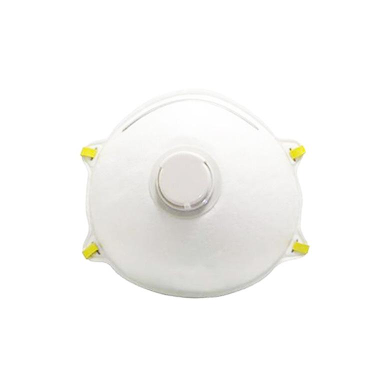 Støvmaske med ventil, P2