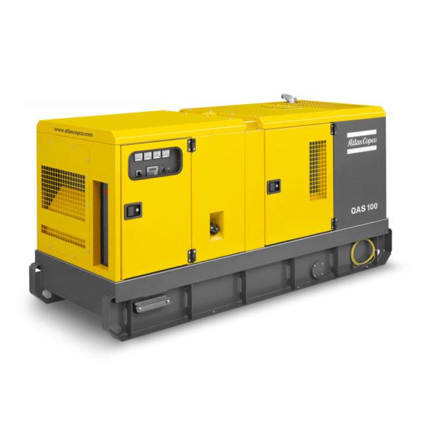 Generator, Atlas Copco QAS100