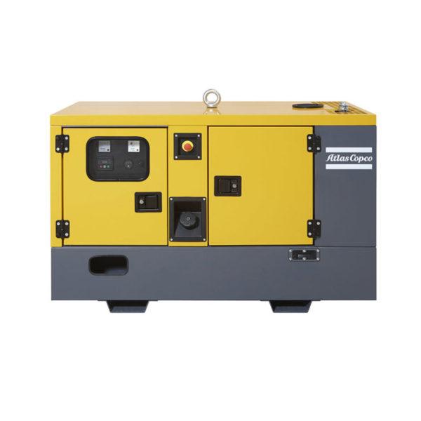 Leie av Generator, Atlas Copco QAS60