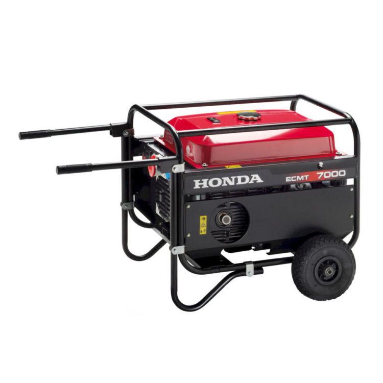Strømaggregat, Honda ECMT 6500