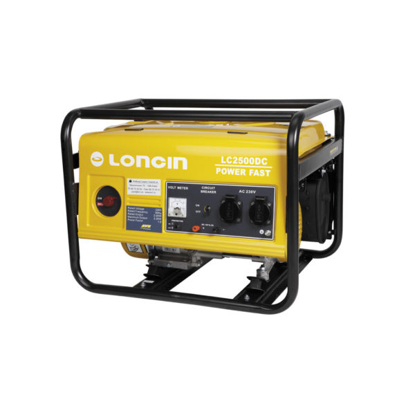 Strømaggregat, Loncin 2500DC
