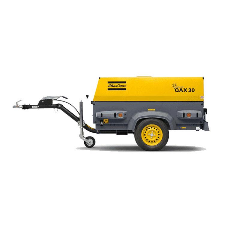 Generator, Atlas Copco QAX30