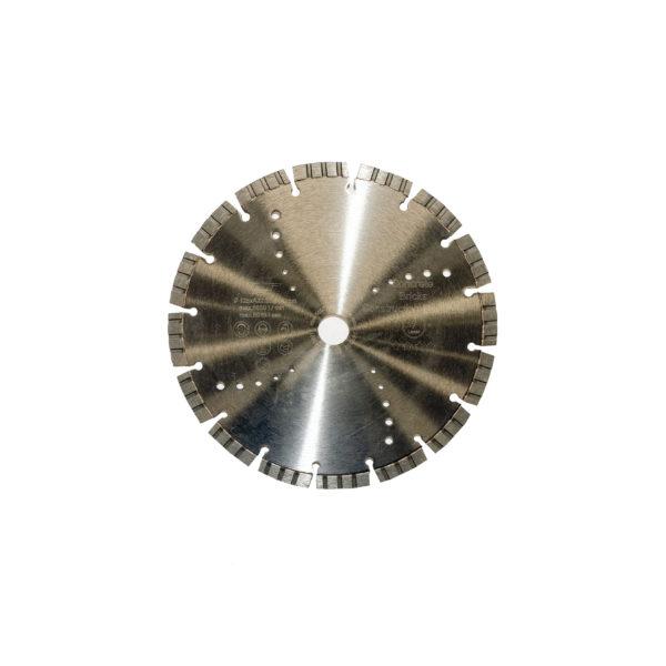 Diamantkappeblad, Topcut universal 125mm