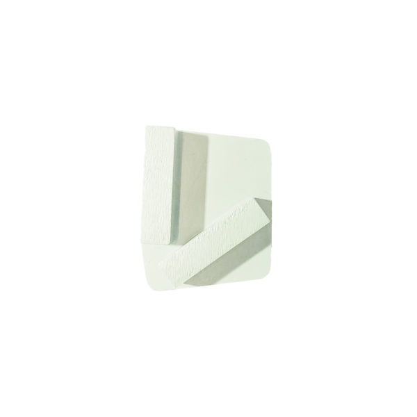 Diamantsegmenter, 150 hvit (pk á 9 stk)